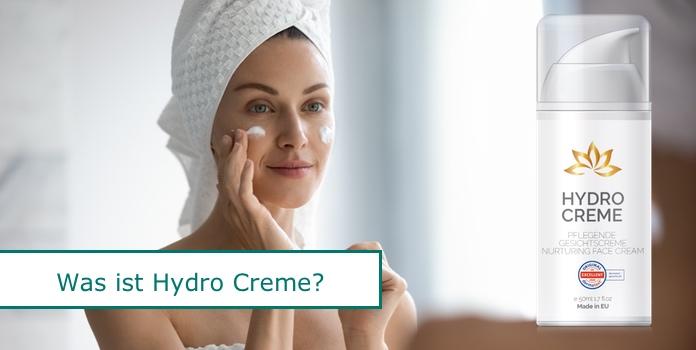 hydro creme was ist das test