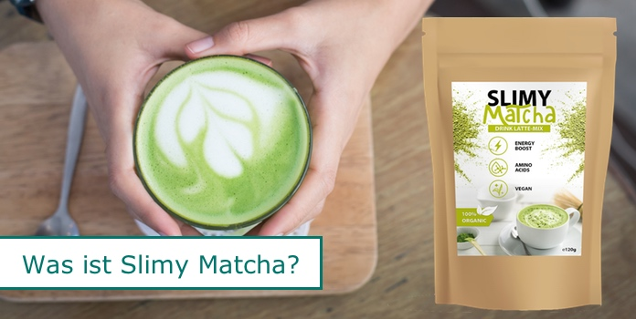 Was ist slimy matcha slim drink