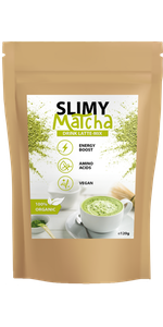 Slimy Matcha Slim Mix Drink